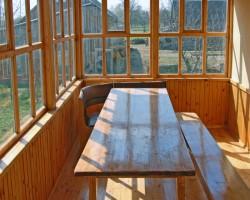 Как самостоятельно изготовить деревянные окна