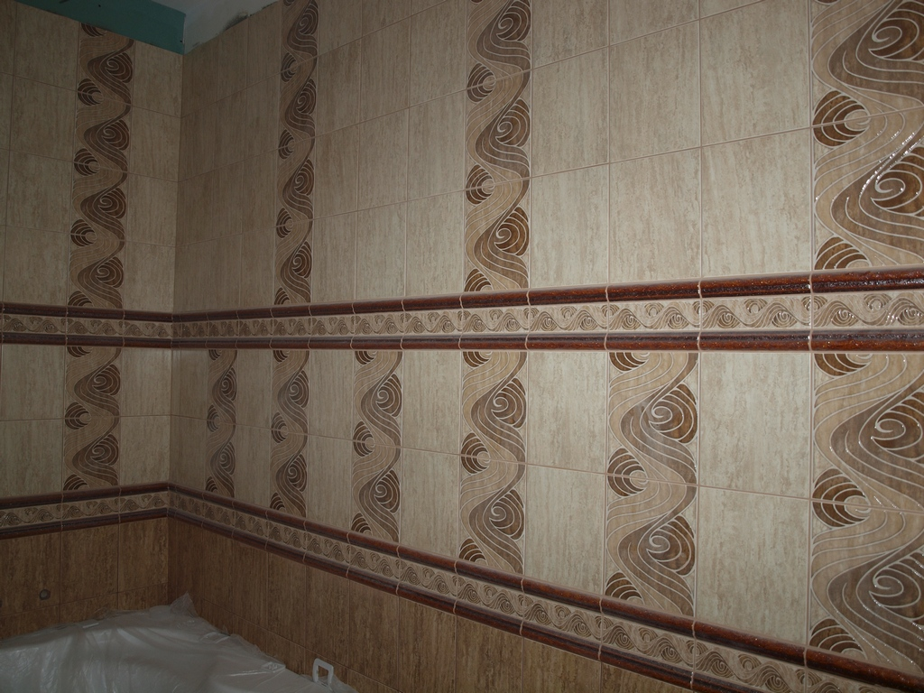 Дизайн проект ванной комнаты 5 кв м