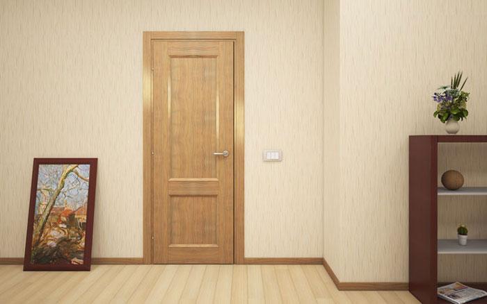 Проем межкомнатных дверей своими руками